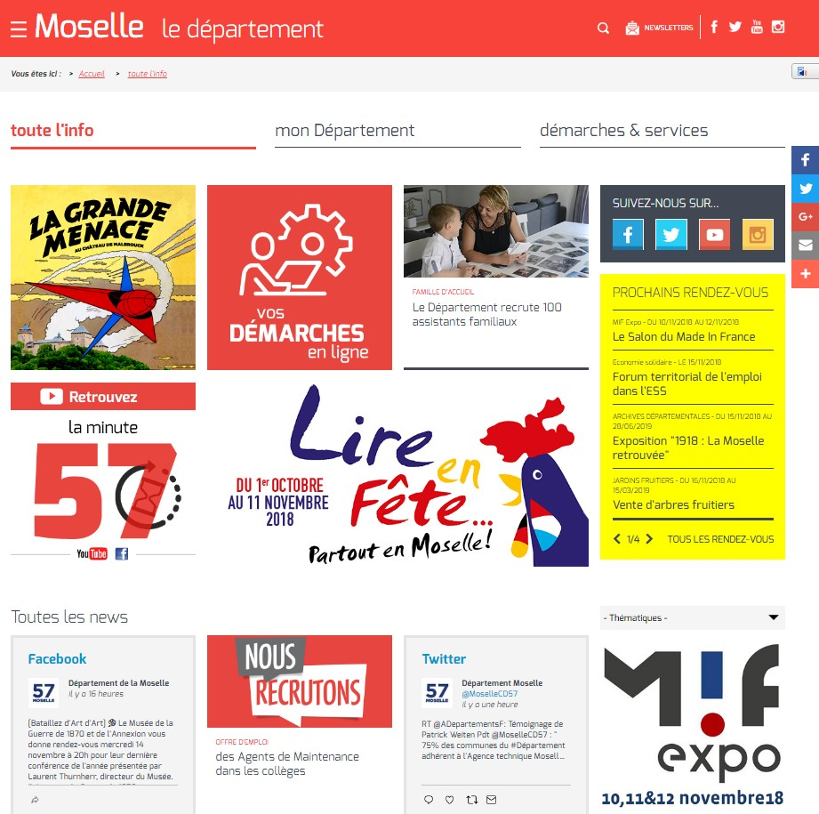 site moselle fr