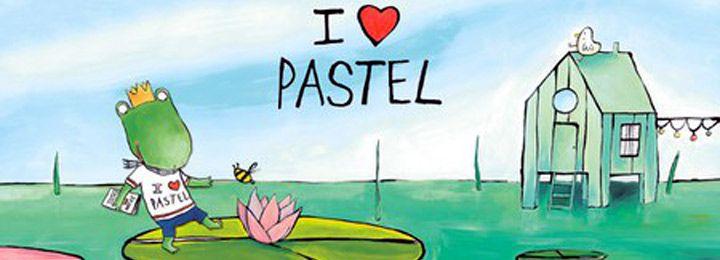 LE PETIT MONDE DE PASTEL